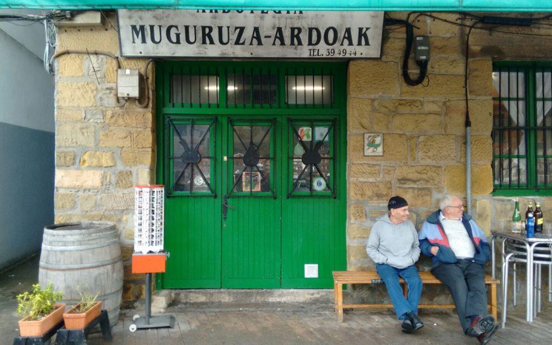 Muguruza Restaurant